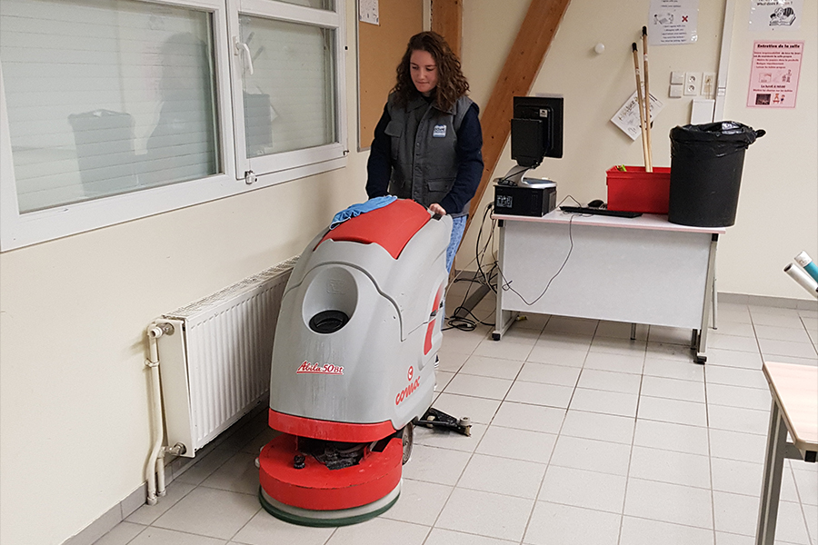 OCEANE PROPRETE Entreprise De Nettoyage Nantes 3 1